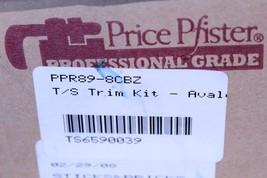 Price Pfister R89-8CBZ Tub and Shower Trim Kit Avalon Oil Rubbed Bronze - $150.00