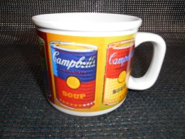 Old 1998 CAMPBELL'S SOUP COFFEE CUP Mug Advertising - $19.79