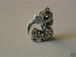 Vintage Sterling Silver Chinese Dragon Charm OX - $24.99