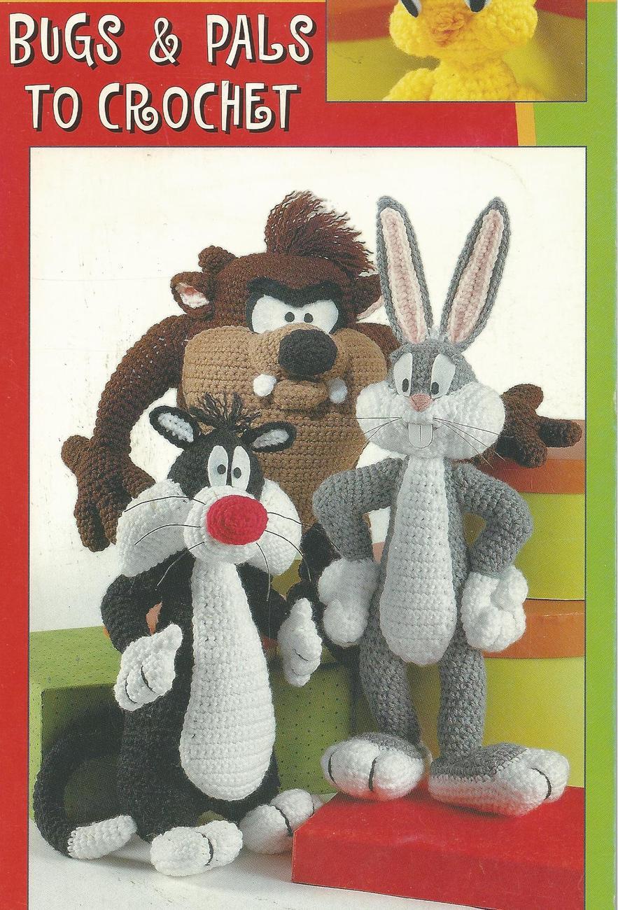 Crochet pattern 1108