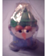Collectable Snowman Christmas Candle - $10.00