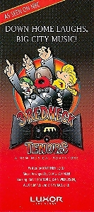 Primary image for 3 Redneck Tenors Vegas Promo Card