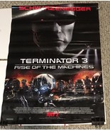 Terminator 3: Rise of the Machines Movie Poster - $16.93