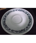 Corelle Old Town Blue Flower Pattern Saucers (4) - $20.00
