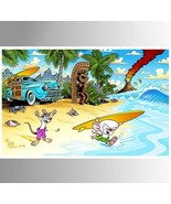 """Surf's Up!"" - $25.00"