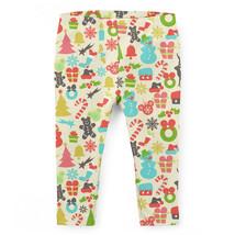 Hidden Mickeys Colorful Retro Disney Christmas Kids Leggings - $37.99+