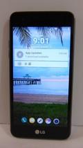 Tracfone LG Rebel 2 L57BL 4G 8GB Prepaid Phone black/gray - $32.73
