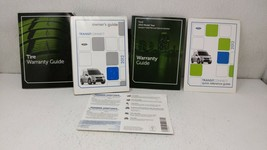 2012 Ford Transit Connect Owners Manual 110320 - $28.39