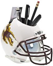 Wyoming Cowboys NCAA Football Schutt Mini Helmet Desk Caddy - $21.95