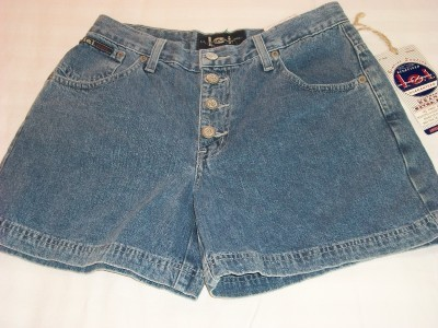 Primary image for WOMEN LEI DENIM SHORTS SIZE 5 NWT