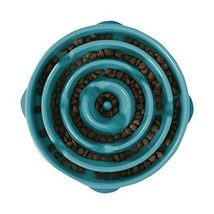 Outward Hound Fun Feeder Slow Feed Interactive Bloat Stop Dog Bowl - $15.22