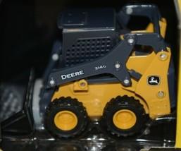 John Deere LP64455 Die Cast Metal Replica 314G Skid Steer image 2