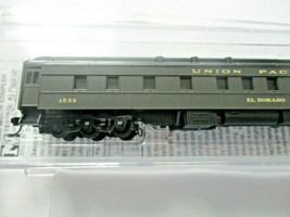 Micro-Trains #14400420 Union Pacific Heavyweight 3-2 Observation Car N-Scale image 2