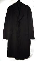 Polo by Ralph Lauren Mens Long Coat 100% Cashmere Black 44 L Italy  - $495.00