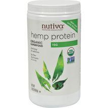 Nutiva Organic Hemp Protein - 16 oz - $18.99+