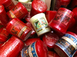 Yankee Candle Votives Samplers YOU PICK Christmas Scents Holidays - $1.50+