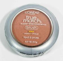 L'oreal True Match Super Blendable Blush - W5-6 Subtle Sable - $7.59
