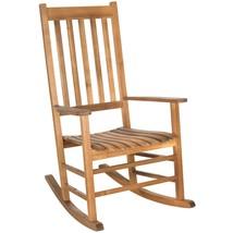 Shasta Teak Wood Outdoor Rocking Chair - $209.00
