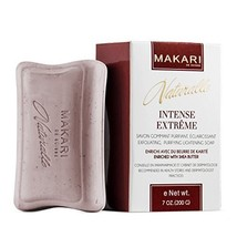 Makari Naturalle Intense Extreme Skin Lightening Soap 7oz.  Exfoliating,... - $14.95