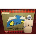Reward Lodge 10 Piece Wood Abominable Snowman Kit - New in Box - $13.87