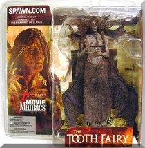 Movie Maniacs Series #5: The Tooth Fairy (2002) *Closed Mouth / McFarlane Toys* - $22.00