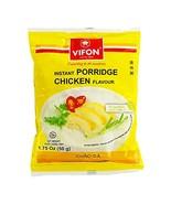 Vifon Instant Porridge Chicken Flavor Chao Ga, Single Serve 1.75 oz Bag - $5.89