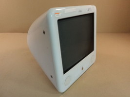Apple eMac PowerMac 4 4 PowerPC G4 17in 800MHz 40GB Hard Drive A1002 EMC... - $123.91