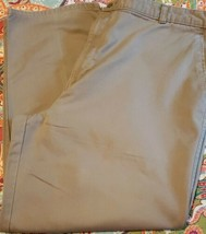 DOCKERS Brand ~ Men's 42 x 30 ~ Gray in Color ~ Cotton Pants - $30.00