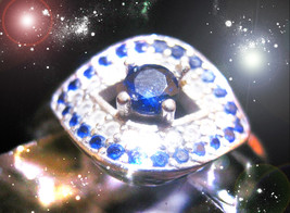 HAUNTED RING ALEXANDRIA'S SEE & LOCATE WHAT YOU WISH TO FIND SECRET OOAK MAGICK  - $8,807.77