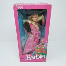 VINTAGE 1988 MATTEL DOLLS OF THE WORLD COLLECTION RUSSIAN BARBIE DOLL TO... - $45.82