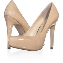 Jessica Simspon Parisah Hidden Platform Heels 551, Sand Dune, 10 US / 40 EU - $29.65