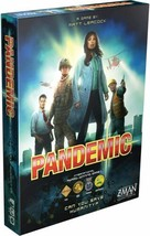ZMan Pandemic Game Disease Outbreak Scientists Family Party Discover Cure Cards - $35.99