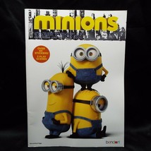 Minions Sticker Scene plus Coloring and Activity Book with over 50 Stickers - $5.99