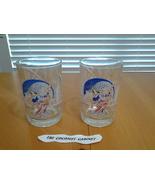 Walt Disney World Remember The Magic 25 Years Lot of 2 16 oz glasses. - $11.99