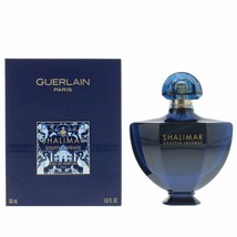 Lot of 4  pieces Shalimar Souffle INTENSE by Guerlain EDP Spray 1.7 Oz 5... - $158.39