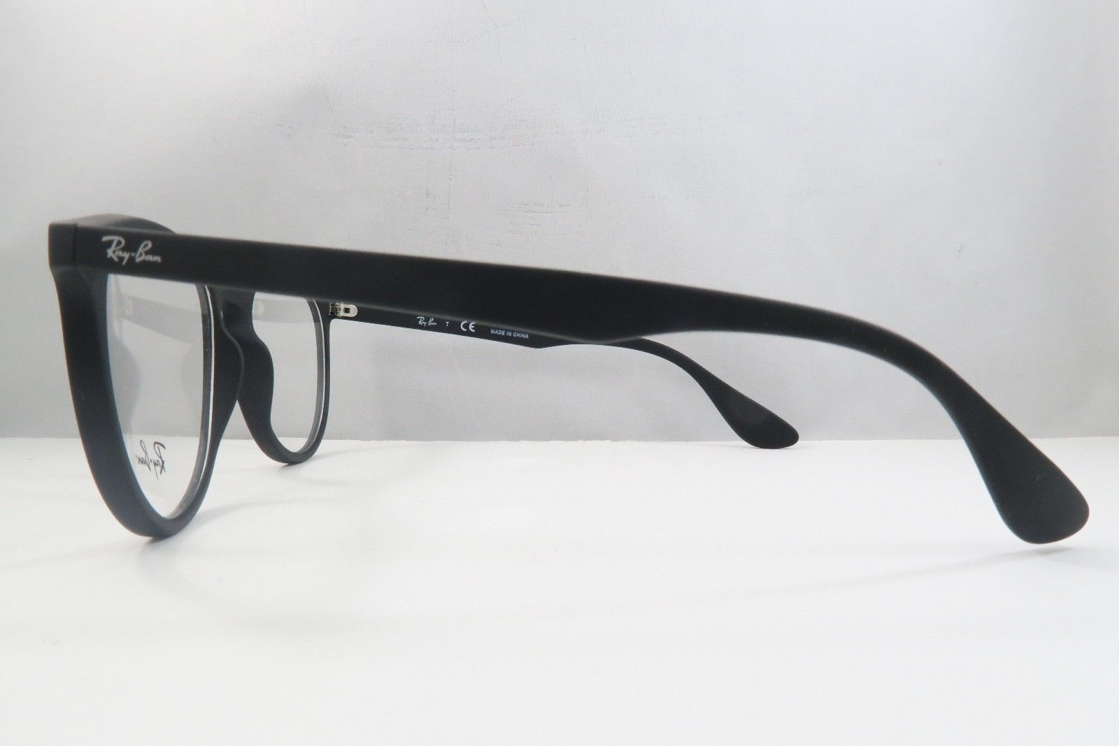 444305c9ae8 Ray-Ban RB 7046 5364 Matte Rubber Black New Authentic Eyeglasses 51mm - 43