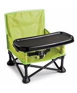 Infant Pop Sit Portable Travel Booster Lightweight Fold Dishwasher Safe ... - $49.95