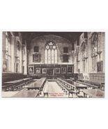 c1910 - Dining Hall – Balliol College – Oxford, England  - Unused  - $4.99
