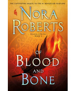 Of Blood And Bone: Nora Roberts :  Chronicles Of The One, Book 2 : New 1... - $22.28
