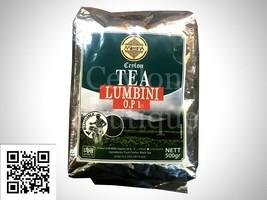 Mlesna Lumbini O.P1 Pure Ceylon Black Tea 500g  - $38.51