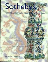 Sotheby's Chinese Japanese Ceramics Auction Catalog - $31.54