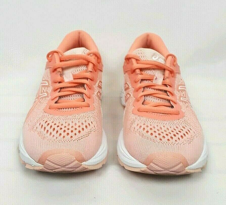ASICS GT 1000 Womens SIZE 7.5 Vibrant Peach Running Shoes Sneakers T7A9N image 4