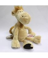 "NICI Camel Brown Animal Plush Stuffed Animal Beanbag Dangling 10"" - $21.00"