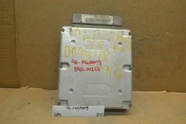 1996 Ford Mustang MT Engine Control Unit ECU F6ZF12A650AD Module 245-6B5 - $19.99
