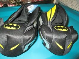 Toddler boys Bat Man slipper size M (7-8) Brand New - $10.00