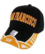 San Francisco Men's Stars & Stripes Adjustable Baseball Cap - $11.95