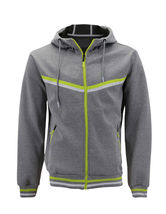 Men's Athletic Sport Casual Running Jogging Gym Slim Fit Sweat Tracksuit Gym Set image 14