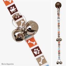 PoochieBells Original Housetraining & Potty Time Dog Doorbell w/ Pet Ind... - $14.65