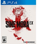 New! Sine Mora Ex PlayStation 4 PS4 Free Shipping Shooter - $24.74