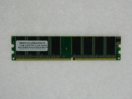1GB MEMORY FOR GATEWAY E-4000 DELUXE SPECIAL SPECIAL DELUXE